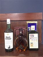 Lot 12-DIMPLE 15 YEARS OLD, PINWINNIE ROYAL AND BLACK & WHITE