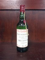 Lot 20-THE GOLDEN DROP 'THE CANNY MAN'
