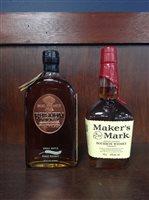 Lot 21-MAKER'S MARK STRAIGHT BOURBON & BERNHEIM ORIGINAL