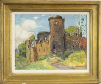 Lot 434-BOTHWELL CASTLE, BY THOMAS BONAR LYON