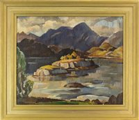 Lot 478 - LOCH CRENAN, DOIG, BY ADAM BRUCE THOMSON