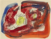Lot 408-FESTIVE STILL LIFE, BY ANNE REDPATH