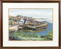 Lot 412-CRAIL HARBOUR, BY JAMES WATSON