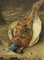 Lot 460-THE FIRST OF THE SEASON, BY AGNES LOUISE HOLDING