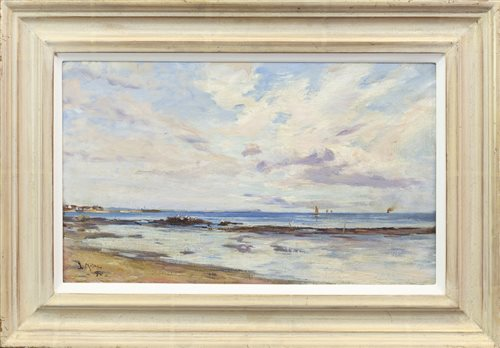 Lot 481-THE ANGUS COAST, BY JOSEPH MILNE