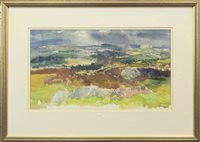 Lot 483-VIEW FROM CROSLIEHILL, HOUSTON, BY MARY NICOL NEILL ARMOUR