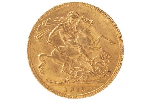 Lot 505-A GOLD SOVEREIGN