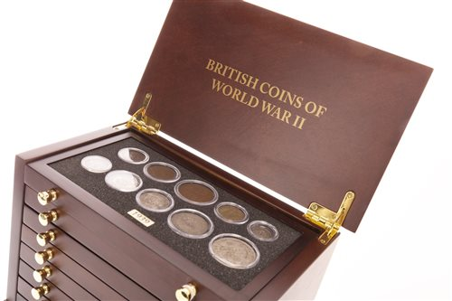 Lot 541-ANNUAL COINAGE SETS