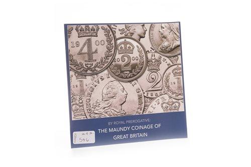 Lot 546-A MILLENNIUM FOUR COIN MAUNDY MONEY SET