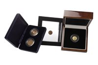 Lot 552-A PENNY BLACK GOLD COIN