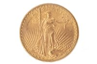 Lot 524-A GOLD USA $20, 1910