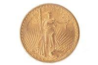Lot 524 - A GOLD USA $20, 1910
