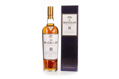 1020 - MACALLAN 1995 AGED 18 YEARS
