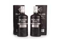 Lot 1021-HIGHLAND PARK DARK ORIGINS (2) Active....