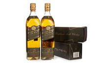 Lot 1013-TWO JOHNNIE WALKER PURE MALT 15 YEARS OLD