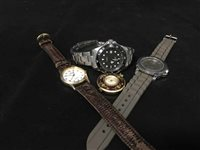 Lot 23-GENTLEMAN'S TIMEX STAINLESS STEEL DIVERS WATCH