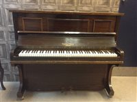 Lot 66-AN UPRIGHT PIANO BY MURDOCH MCKILLOP