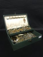 Lot 12-VINTAGE COSTUME JEWELLERY