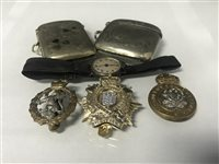 Lot 16-TWO VESTA CASES AND OTHER ITEMS