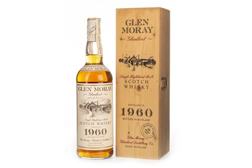 1176 - GLEN MORAY 1960 AGED 26 YEARS