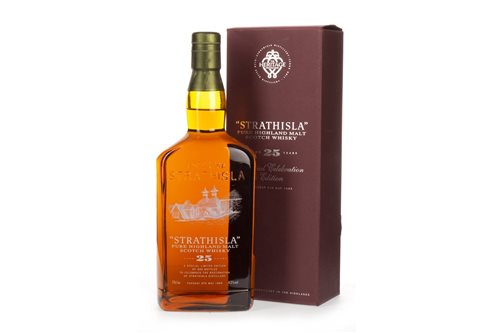Lot 1212 - STRATHISLA SPECIAL CELEBRATION EDITION AGED 25 YEARS
