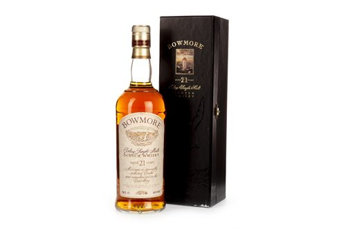 1190 - BOWMORE AGED 21 YEARS