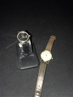 Lot 45-GENTLEMAN'S SEIKO AUTOMATIC WRIST WATCH