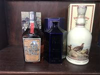 Lot 9-KELVIN HALL, GLASGOW EUROPEAN CITY OF CULTURE 1990 & FAMOUS GROUSE DECANTER