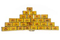 Lot 921-TWENTY-EIGHT LESNEY MATCHBOX SERIES 1-75 DIE-CAST VEHICLES
