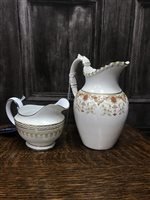 Lot 71-A ROYAL WORCESTER PART TEA SERVICE
