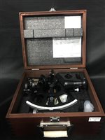 Lot 14-A MODERN DRUM-SEXTANT
