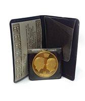 Lot 539-A KONINKLUKE BEGEER VOORSCHOTEN GOLD COIN