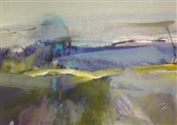 Lot 117-AYRSHIRE FIELDS, BY MAY BYRNE