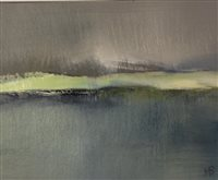 Lot 119-BEFORE THE STORM, BY MAY BYRNE