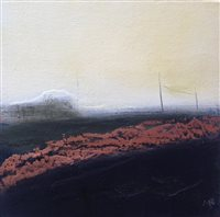 Lot 142 - TELEGRAPH POLES, BY MAY BYRNE