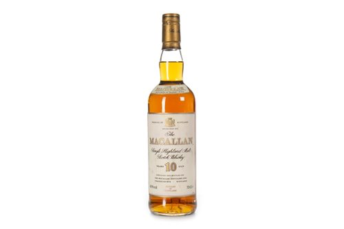 Lot 1004-MACALLAN 10 YEARS OLD