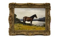 Lot 435-A WELSH PONY STALLION, BY WILLIAM ROBERT JENNINGS