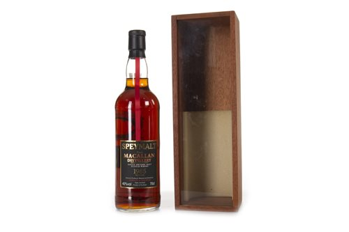 Lot 1006-MACALLAN 1966 SPEYMALT