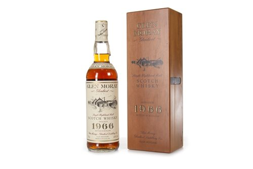 Lot 1008-GLEN MORAY 1966 AGED 26 YEARS