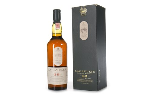 Lot 1015-LAGAVULIN AGED 16 YEARS WHITE HORSE DISTILLERS