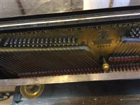 Lot 1423-A PIANO BY STEINWAY & SONS