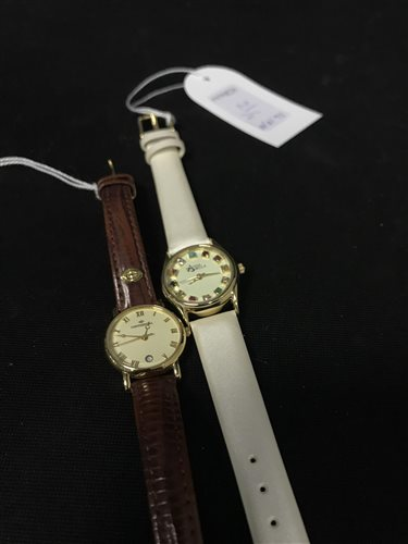 Lot 21-A CONTINENTAL LADIES WATCH