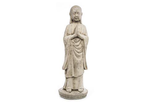 Lot 986-A STANDING BUDDHA