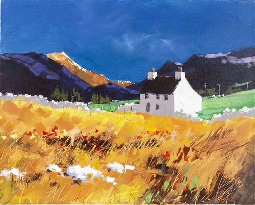 Lot 26-PERTHSHIRE, BY ALLAN MORGAN