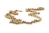 Lot 13-A GOLD BELCHER CHAIN