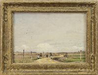 Lot 404-A LANDSCAPE, BY WILLIAM PAGE ATKINSON WELLS