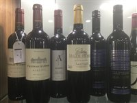Lot 9-A SELECTION OF MARGAUX 2013, HAUT MEDOC AND OTHER ED WINE - TWELVE BOTTLES