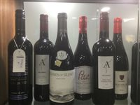 Lot 17-A SELECTION OF BEAUJOLAIS, PINOT NOIR AND OTHER RED WINE - TWELVE BOTTLES
