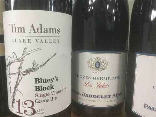 Lot 20-A SELECTION OF PINOT NOIR AND OTHER RED WINE - TWELVE BOTTLES