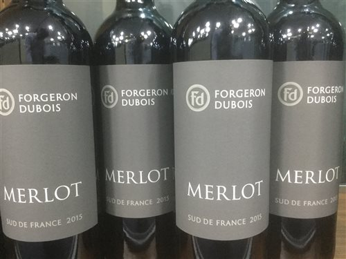 Lot 24-A SELECTION OF MERLOT AND OTHER RED WINE - TWELVE BOTTLES